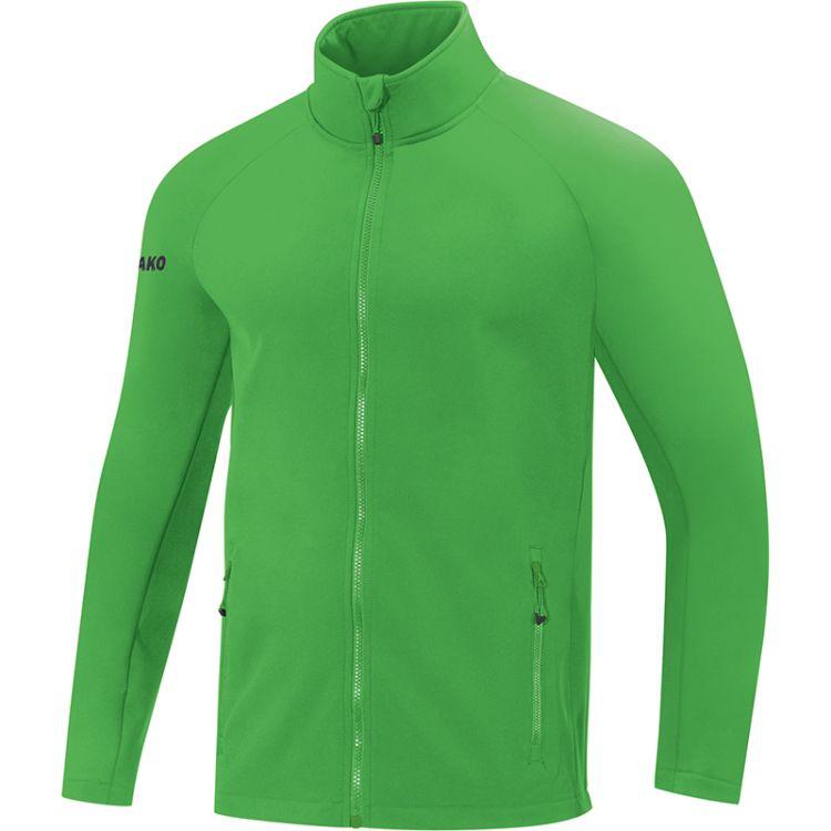 03e936e274 Softshell jacket Team Női - Lágy zöld / JAKO Sport / JAKO Sport Magyarország