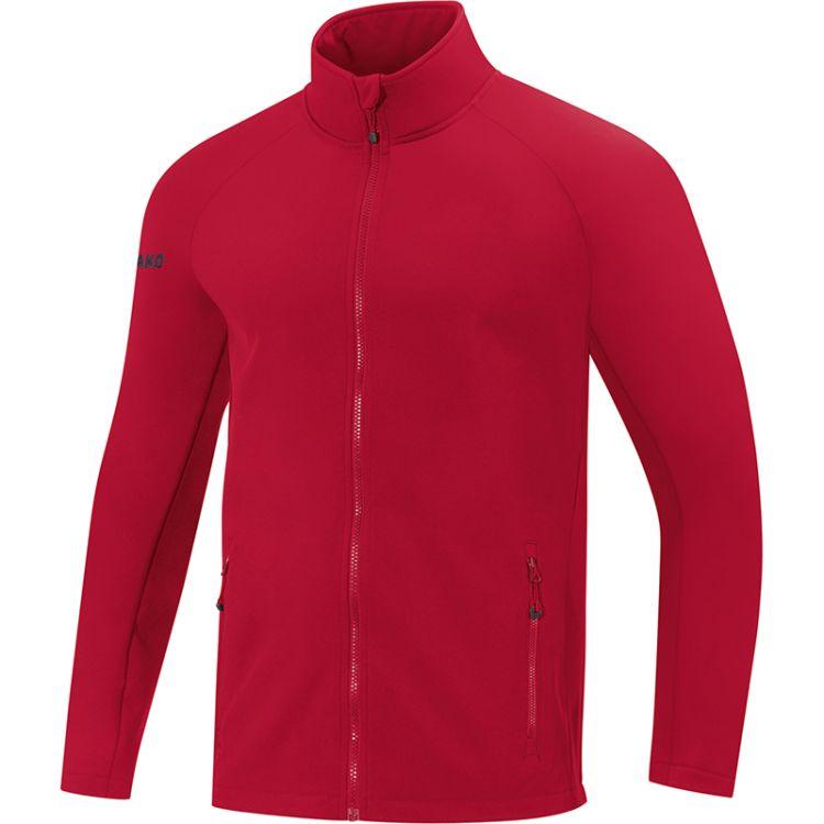 24db91ba48 Softshell jacket Team. Chili piros