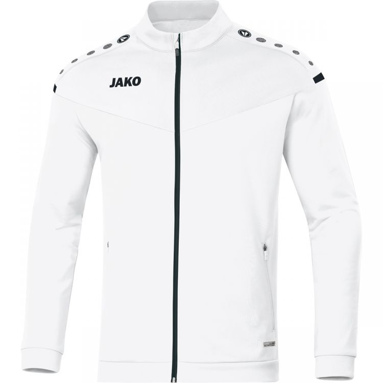 Jako Champ Coach Active kabát feketefehér Futball áruház